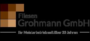 Fliesen Grohmann GmbH - Ihr Fliesenleger-Meisterbetrieb seit über 35 Jahren in der Region Köln/Bonn, Troisdorf, Siegburg und Umgebung